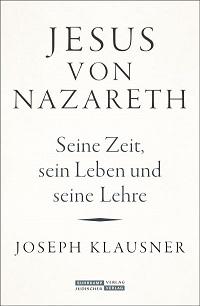Cover Klausner_Jesus_von_Nazareth