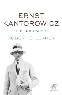 Cover Lerner_Ernst_Kantorowicz