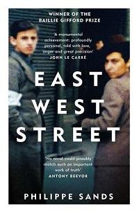 Cover Sands_East_west_street_Paperback