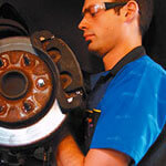 Raben Tire offers mechanical services like brake repair