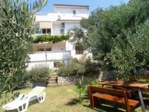 Adriatic island Rab apartments • MAMAN
