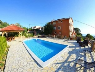 Property with swimming pool in Rab Croatia • KAMENJAK HILL