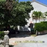 Private accommodation Croatia Rab • APARTMENTS DANIELA