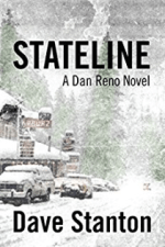 Stateline (Detective Noir Mystery Series) by Dave Santon