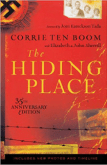 The HIding Placy by Corrie ten Boom book review by Rabid Reader's Reviews