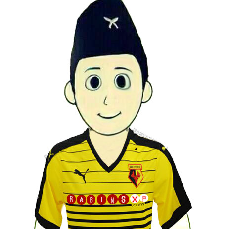 Watford FC Fan From Nepal - Without Flag - JPEG