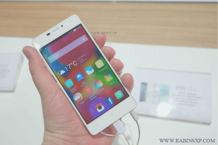 Gionee S6S - Smartphone Nepal