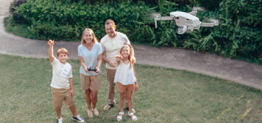 DJI MINI SE: THE NEWEST DJI MICRO DRONE FOR BEGINNERS