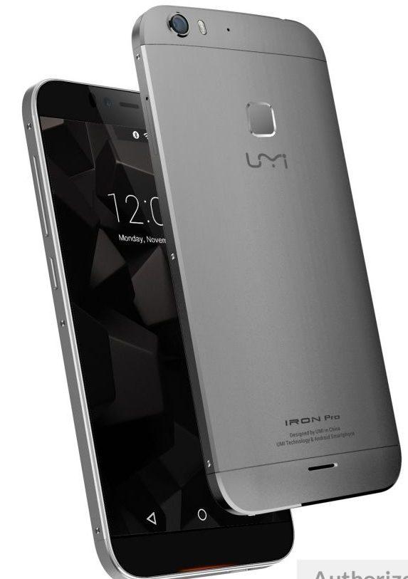 Umi Iron Pro (Black,16GB) - 4G LTE Smartphone in Nepal