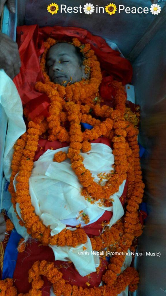 Yama-Buddha's-Body