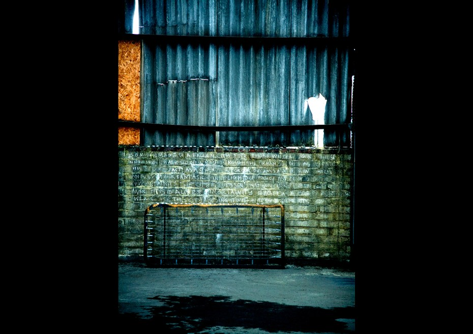 """""""MY HOME"""" THE BRICK WORKS GALLERY BOW LONDON"""