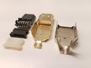 Connecteurs HDMI.