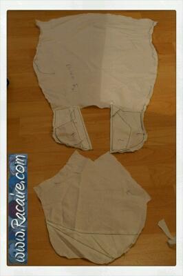 making stocking pattern