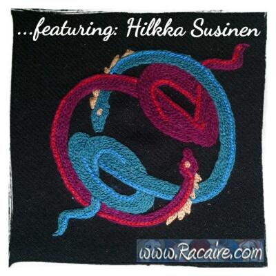 Patch #2 - by Hilkka Susinen