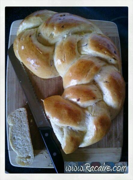 My favorite recipes - German Hefezopf :) - Racaire's Workshop