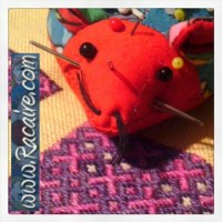 Craft with Racaire - Needle-roll #1