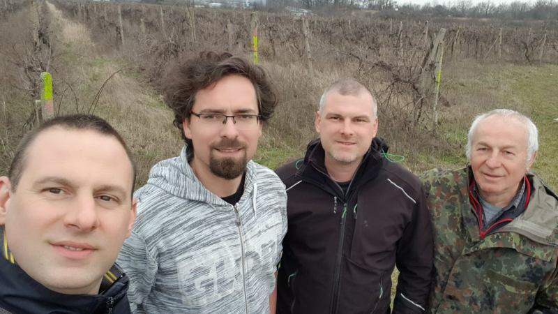 Vinohradnícky spolok vo Vajnoroch začal pracovať na záchrane viníc