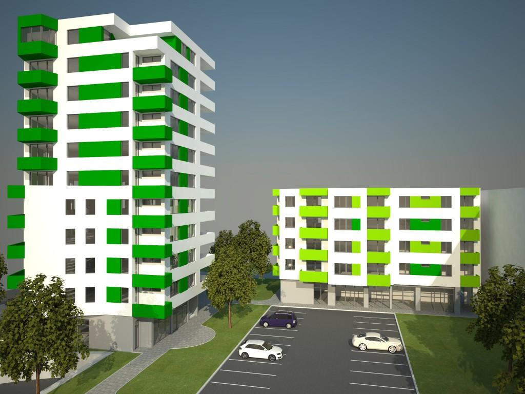 Pre veľký úspech projektu sme sa rozhodli začať druhú etapu Radničného námestia Rača so 16 bytmi, uviedol Mgr. Josef Hloušek, project Manager Grafobal Group development, a. s.