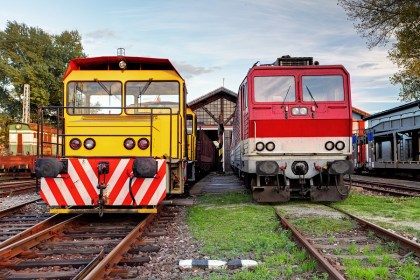 Tomáš Šereda: Vlaky na Rendezi