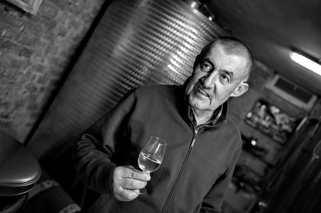 Žitný Dušan, Račiansky vinohradnícky spolok