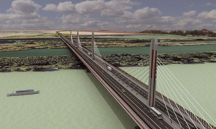 Súčasťou projektu má byť aj nový most cez Dunaj