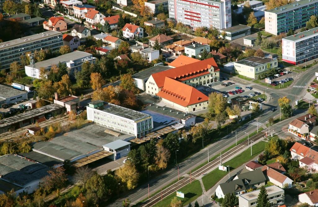 Nový projekt má susediť s Nemeckým kultúrnym domom a kompletne prestavať bývalé Vinárske závody.