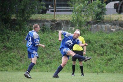 ŠK Krasňany sa o postupe dozvedeli po poslednom kole, keď im pomohol výsledok iného zápasu.