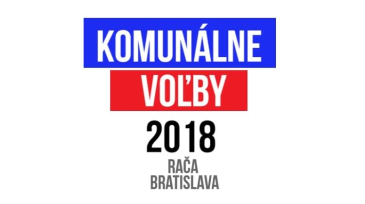 Kandidáti na poslancov pre obvody Rača Krasňany Východné