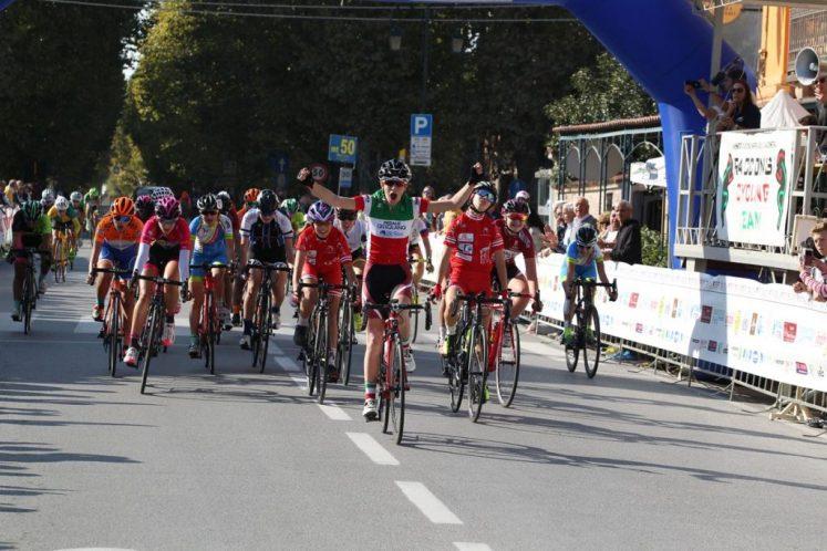 Francesca Barale vince in Tricolore il Trofeo El Paso 2018 di Racconigi