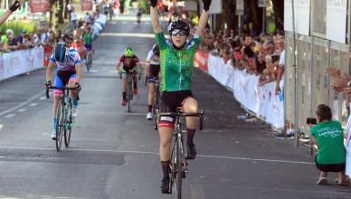 Valentina Basilico vince i campionati italiani su strada