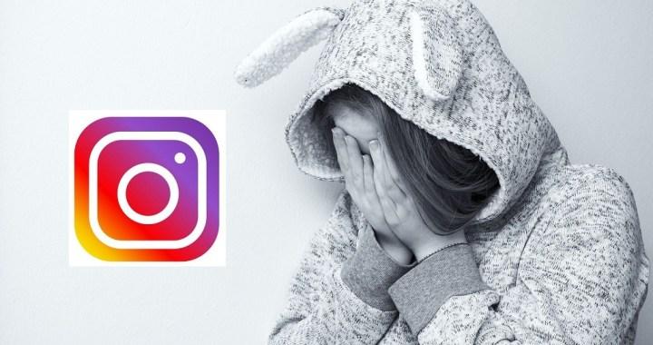 Muore suicida a causa delle immagini su Instagram