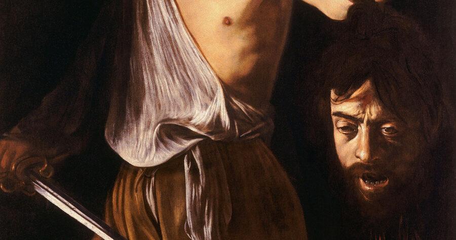 Eterna dannazione: Caravaggio