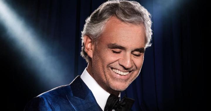 """Bocelli elogia gli operatori sanitari: """"Sono eroi"""""""