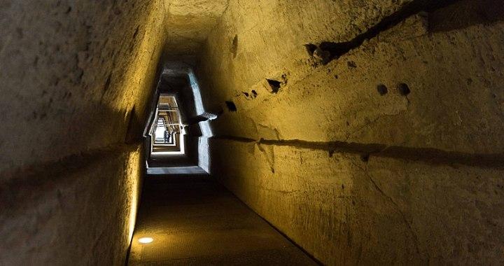 Antro della Sibilla viaggio tra storia e mistero