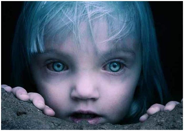 Azzurrina il fantasma