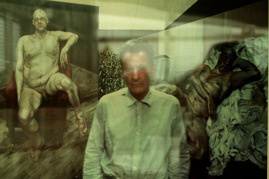 Lucian Freud nipote del creatore della psicanalisi