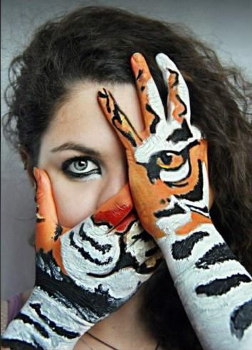 Sara: artista di talento