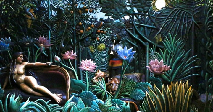 Henri Rousseau il pittore di un'arte incantata