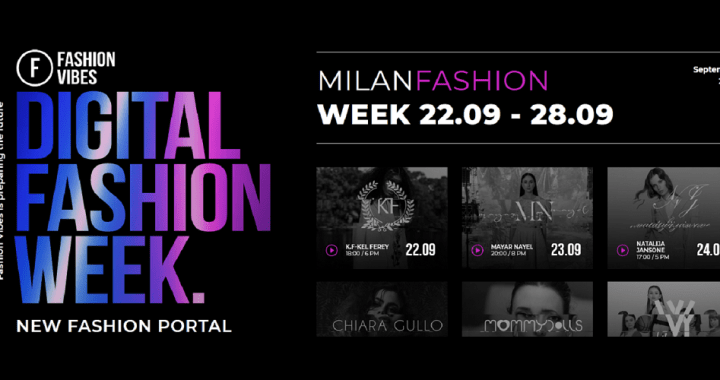 Milano Fashion Week – nell'era digitale
