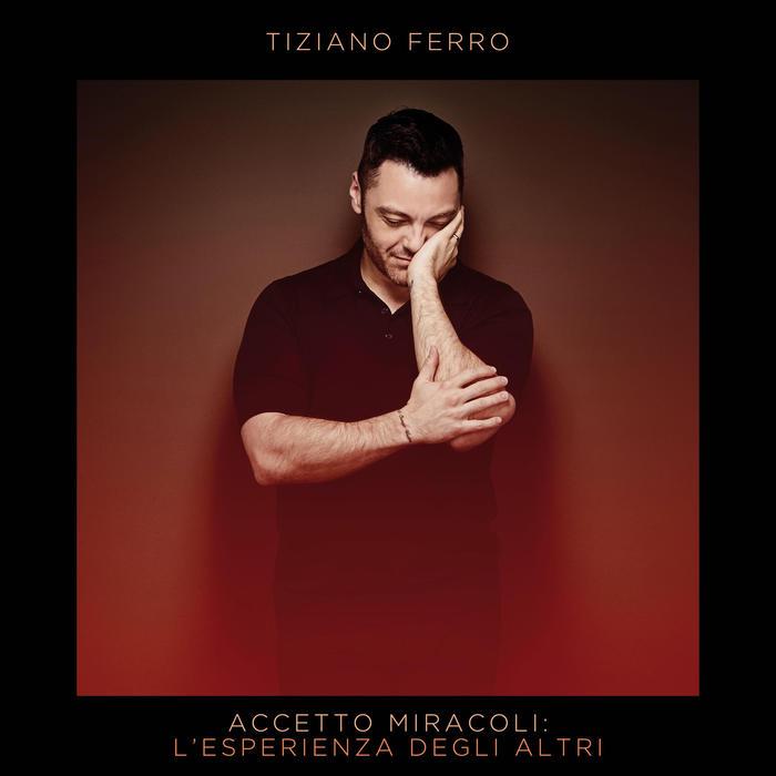 Tiziano Ferro annuncia disco di cover per novembre