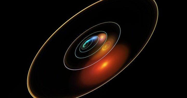 Sistema Solare: gli anelli protoplanetari