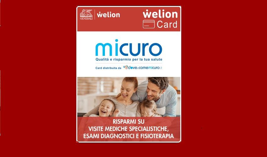 Welion Card