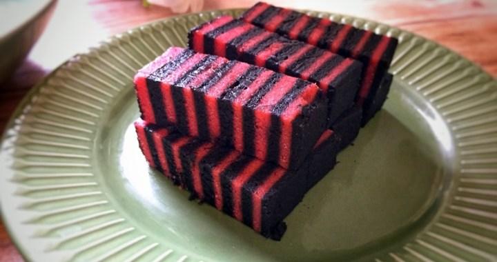 Kek lapis la scenografica torta malese