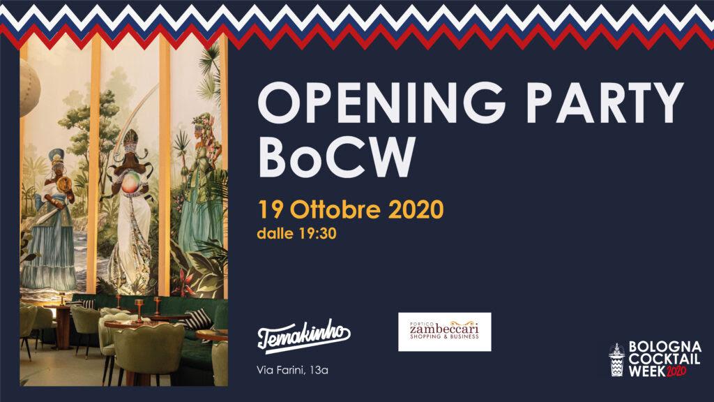 IV edizione della Bologna Cocktail Week