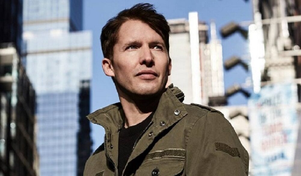 James Blunt in tour in Italia nel 2021