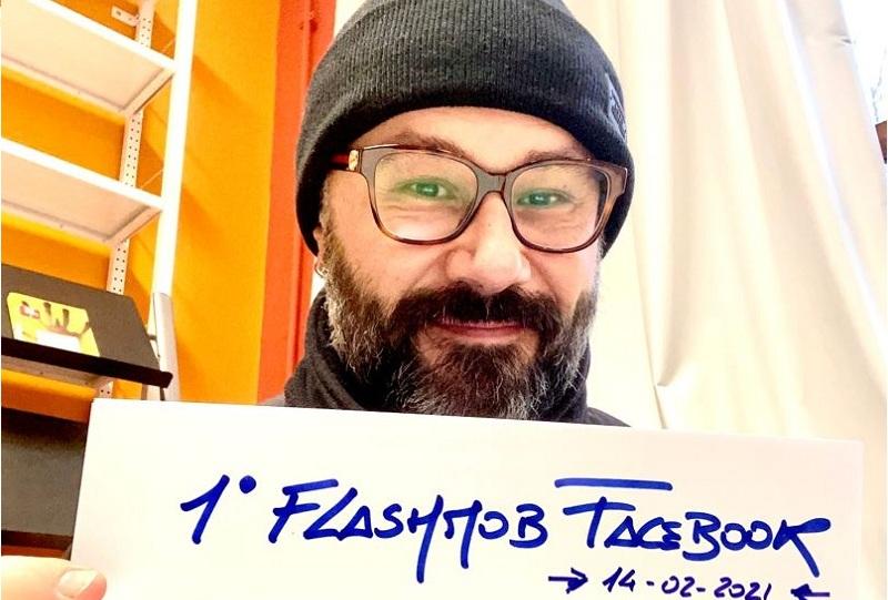 """Su Facebook il flashmob """"Il Morale della Favola"""""""