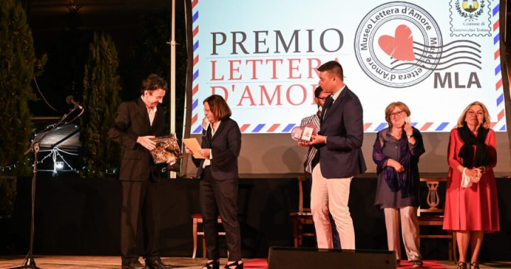 Concorso internazionale: Lettera d'Amore