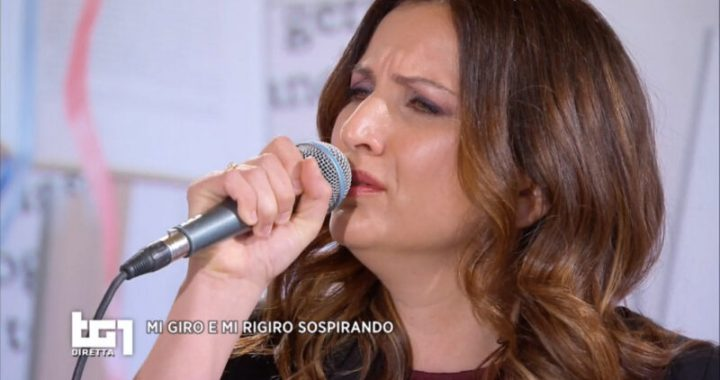 Manuela Cricelli, cantante calabrese al Quirinale
