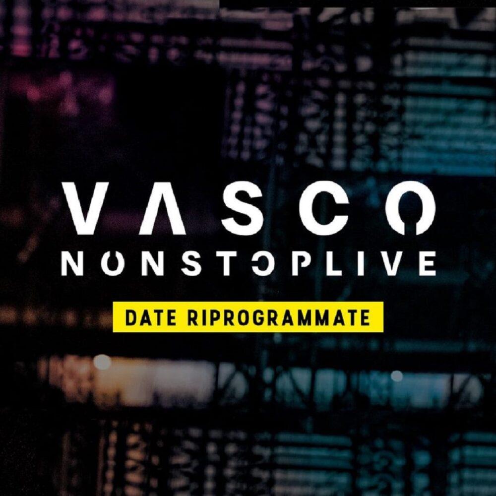 Tour di Vasco Rossi spostato al 2022