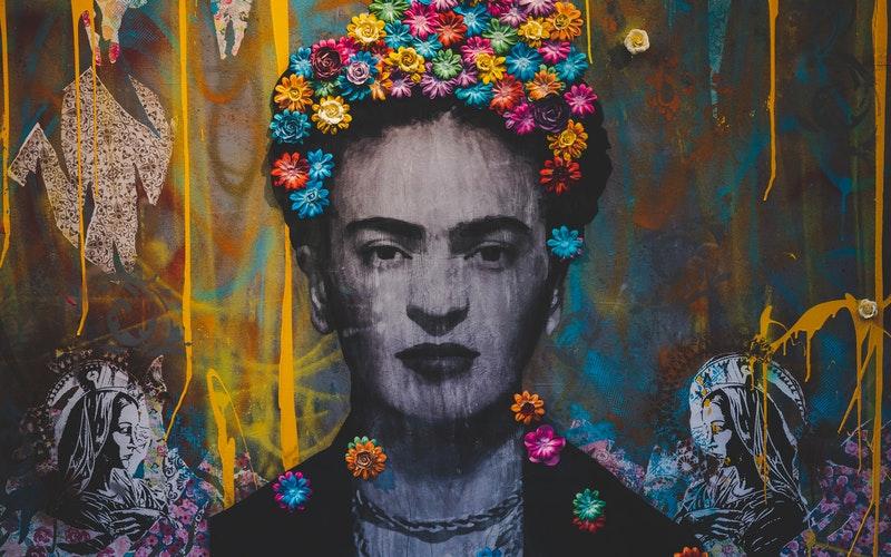 Napoli: Frida Kahlo